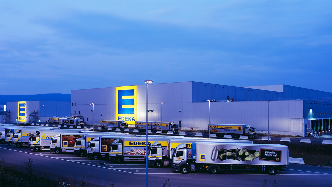 Karriere, Logistik, EDEKA