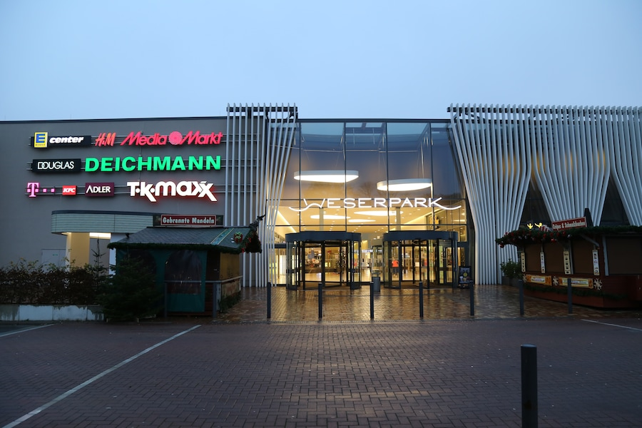 EDEKA Center_Weserpark_Bremen