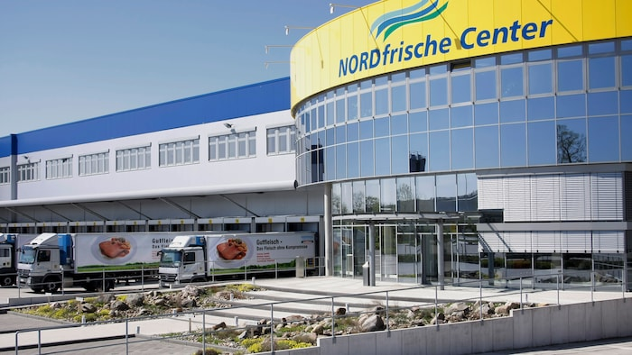 NORDfrische Center Valluhn