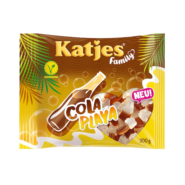 Katjes Family Cola Playa