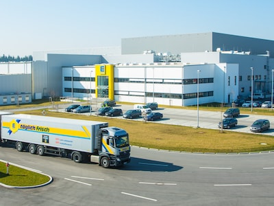 EDEKA Logistikzentrum