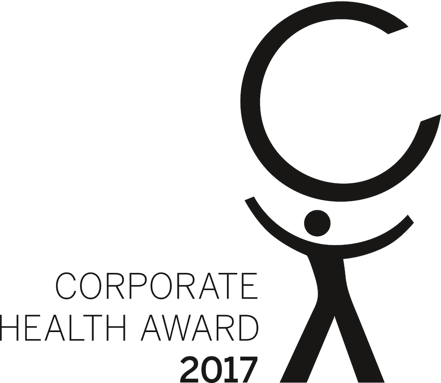 Logo Corporate Health Award